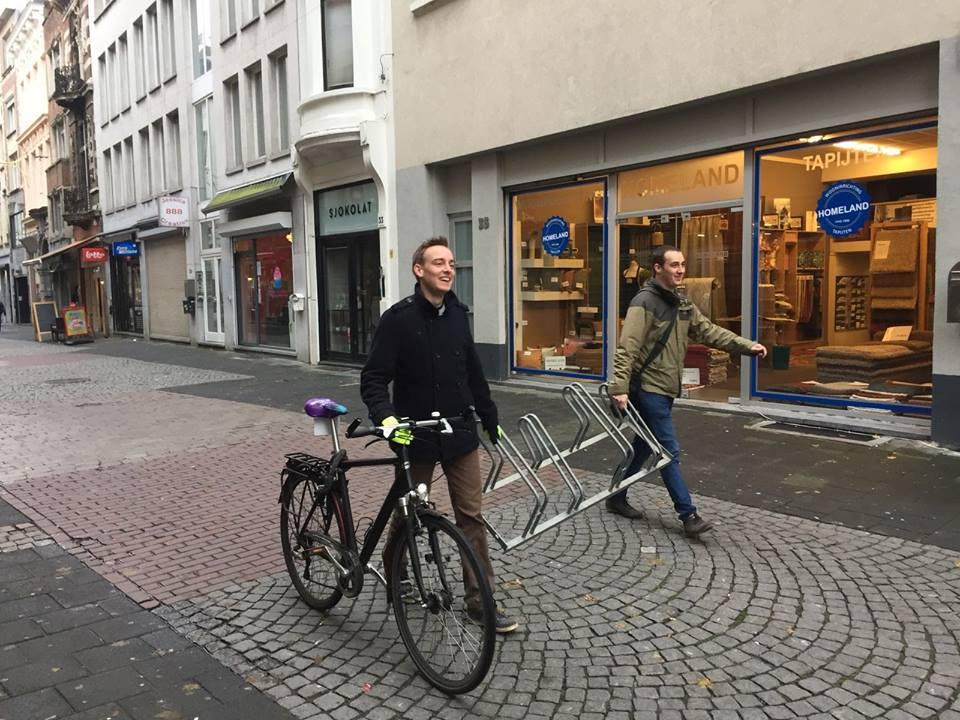 Pak naast asociale fietser vooral de asociale fietsinfrastructuur in Antwerpen aan!