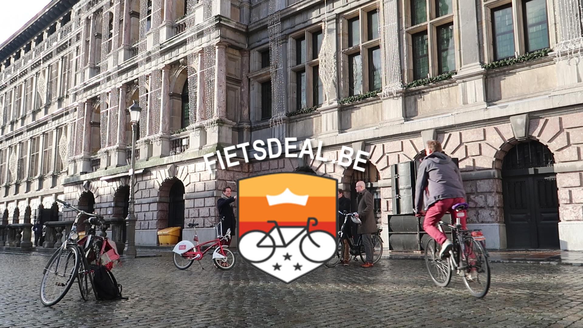 Fietsdeal moet fietsen naar het werk belonen (GVA/ATV/NB)
