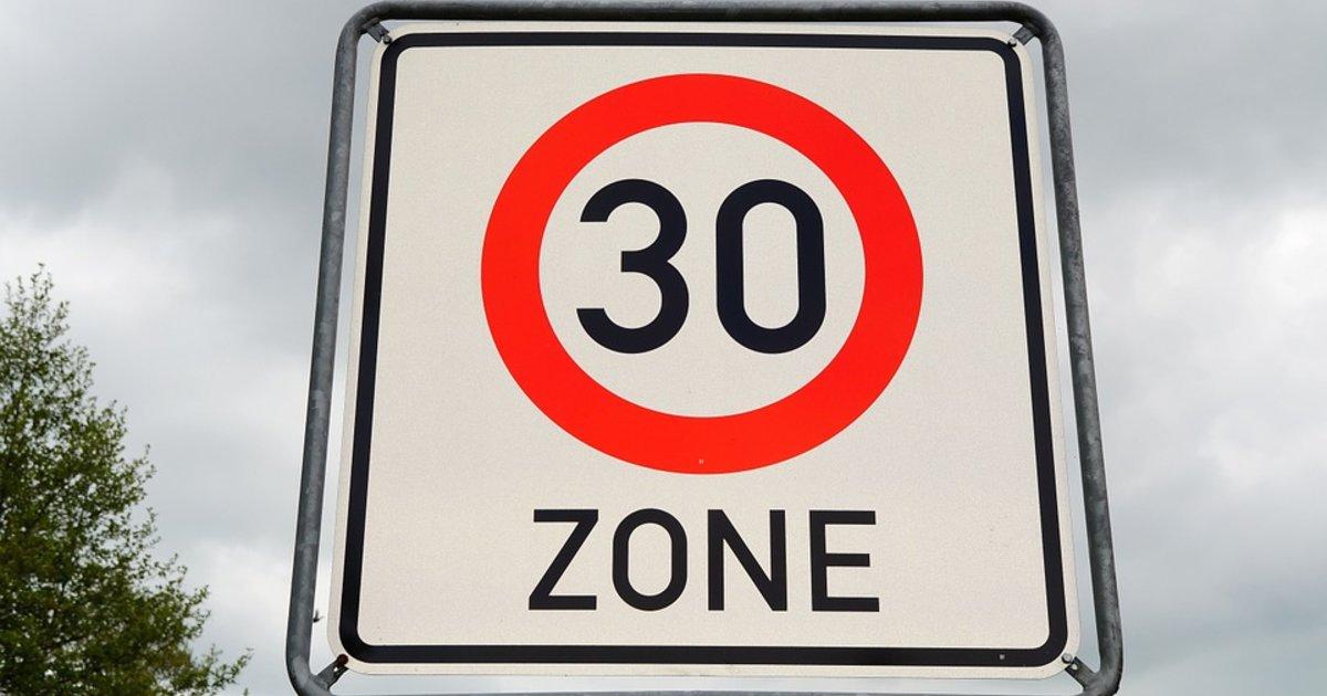 Uitbreiding zone 30 in Merksem – Graag meer dan gewoon bordjes