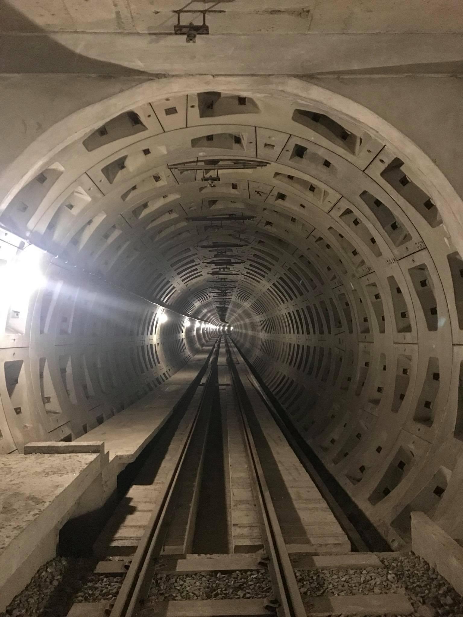 Premetro Antwerpen – Ongebruikte tunnel Kerkstraat & Pothoekstraat