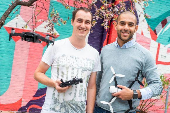 Jong CD&V Antwerpen wil 'drone zone' in Park Spoor Noord