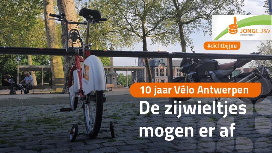 10 jaar Velo Antwerpen 🥳